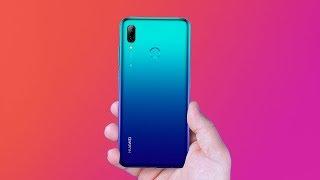 Обзор Huawei P Smart 2019 - яркий и недорогой