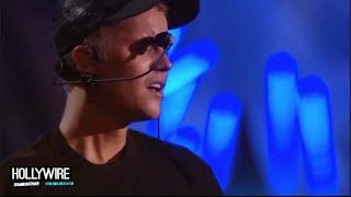 Justin Bieber Breaks Down During VMA Performance! (VIDEO)