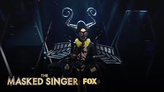 The Clues: Bee | Season 1 Ep. 4 | THE MASKED SINGER