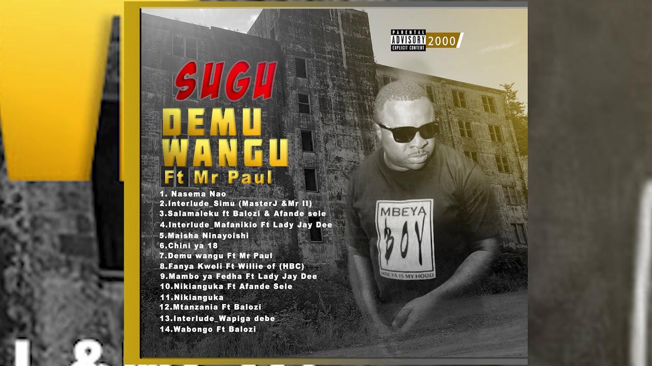 Sugu feat Mr Paul Demu Wangu Official Audio - YouTube