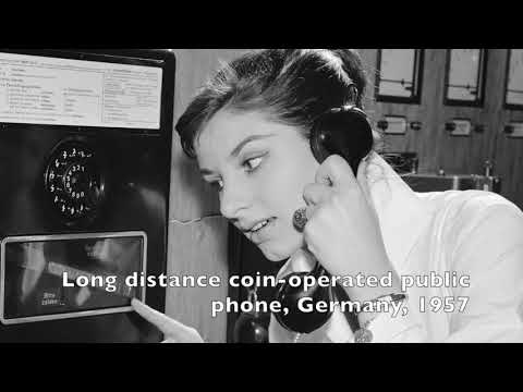 Can you hear me now? Vintage telephones