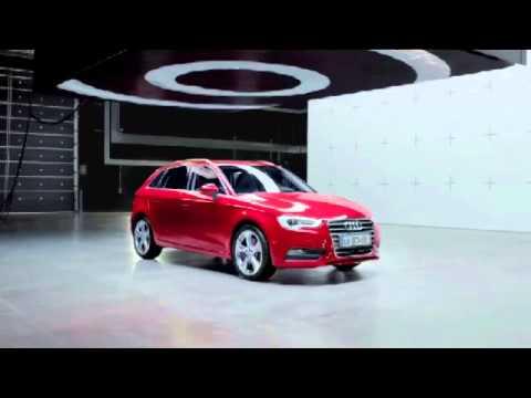 2014: Audi A3 sportback
