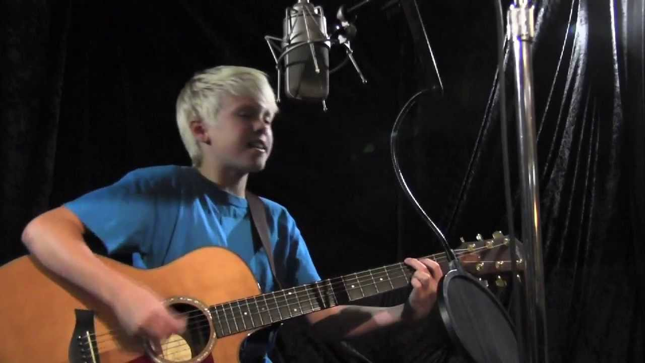 One Direction — Best Song Ever acoustic cover by Carson Lueders