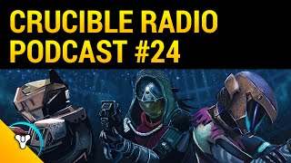 Crucible Radio Ep. 24 - Thankful for Exotics