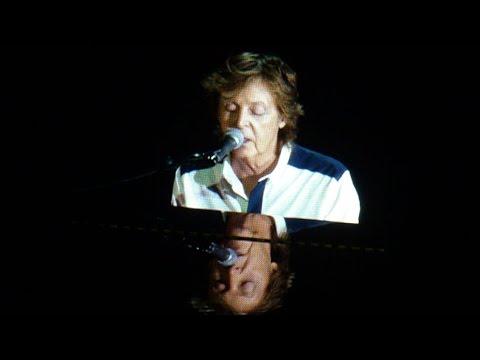 Paul McCartney at Dodger Stadium August 10th, 2014