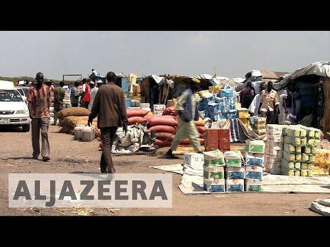 Unclear Sudan-South Sudan border a smuggling boon