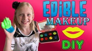 DIY Edible Eye Shadow!