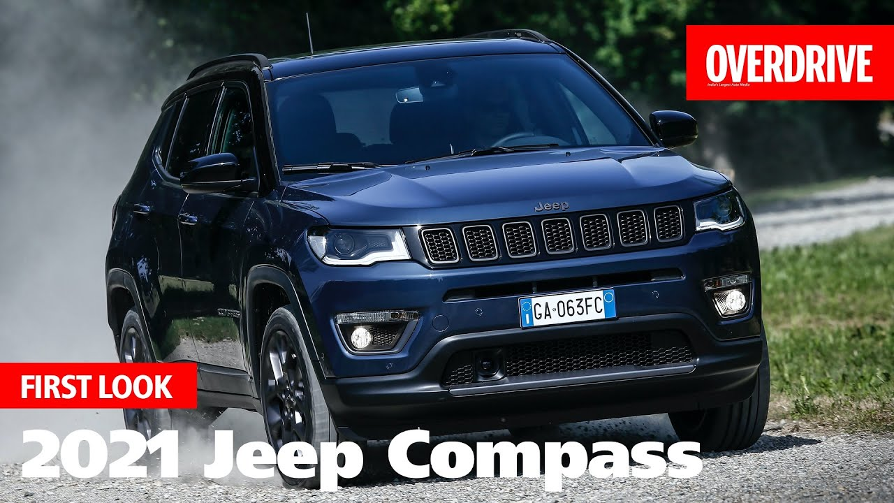 Photos 2021 Jeep Compass