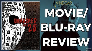 UNMASKED PART 25 (1988) - Movie/Blu-ray Review (Vinegar Syndrome)