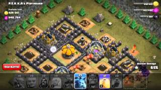Clash Of Clans | Pekka's PlayHouse | WTF! Moment