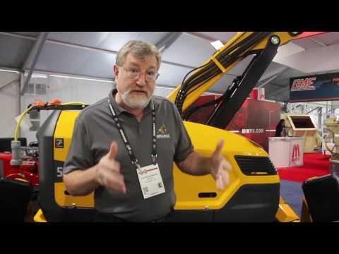 Brokk 500 Features More Power & Smarter Electronics