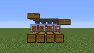 Minecraft Düzenli Depolama Sistemi/İtem Sorter