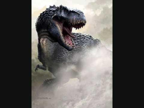 venatosaurus and v rex tribute - YouTube