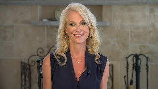 Kellyanne Conway CUTEST moments with President Donald Trump