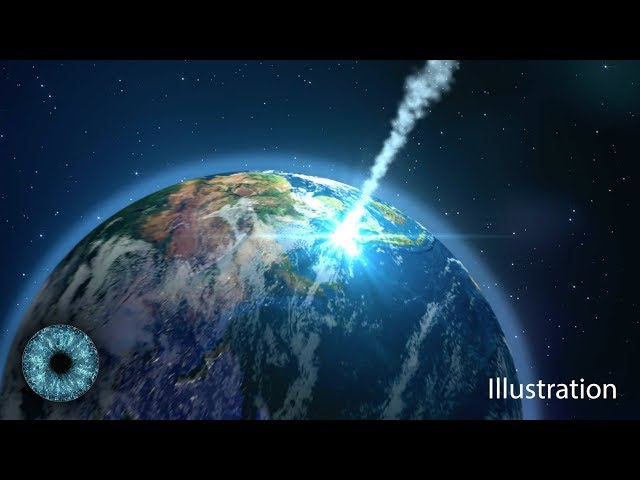 AKTUELL: Mega Asteroidexplosion in der Beringsee! - Clixoom Science & Fiction
