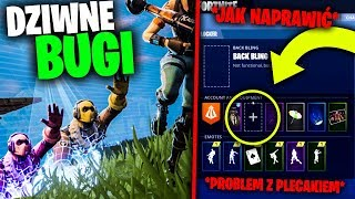 3 NEW BUGS from SEASON 5! (FORTNITE) * HOW TO FIX YOUR BACKPACK *