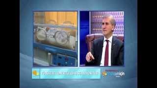 Sağlık Turizmi ve Türkiye - Sağlık Bakanlığı Müsteşarı Prof. Dr. Eyüp Gümüş, ATV Avrupa'da yayınlanan