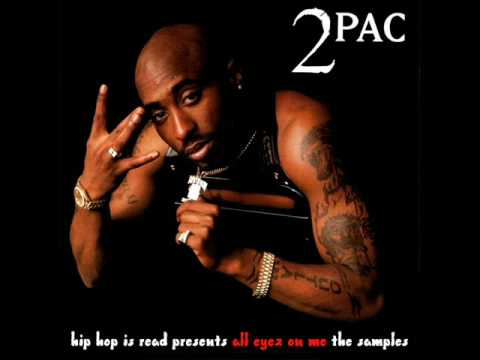 2PAC TROUBLESOME 96' (OG) VERSION FEAT THE OUTLAWZ WITH LYRICS