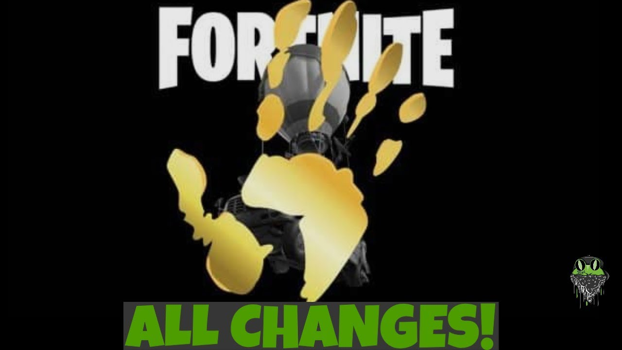 Fortnite Chapter 2 Season 2 Patch Notes - TOADally Trash ...