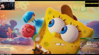 Hellyeahplay смотрит: Губка Боб в бегах — официальный трейлер   Nickelodeon Россия