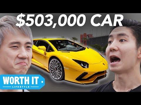 $25,000 Car Vs. $503,000 Car