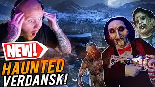 EVERYTHING NEW IN THE HAUNTING OF VERDANSK! WARZONE HALLOWEEN UPDATE!! Ft. @CouRage