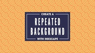 Inkscape Tutorial: Background Pattern Tiles