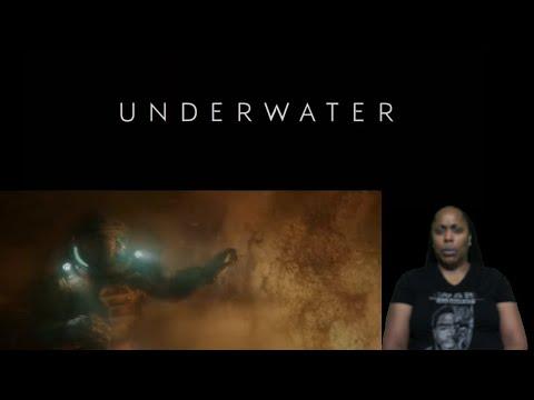 Underwater Trailer #1 (2019) | Reaction