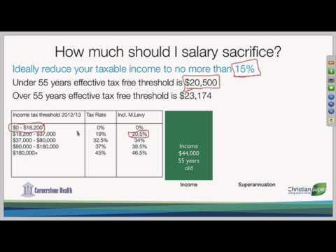 24 How much should I salary sacrifice?