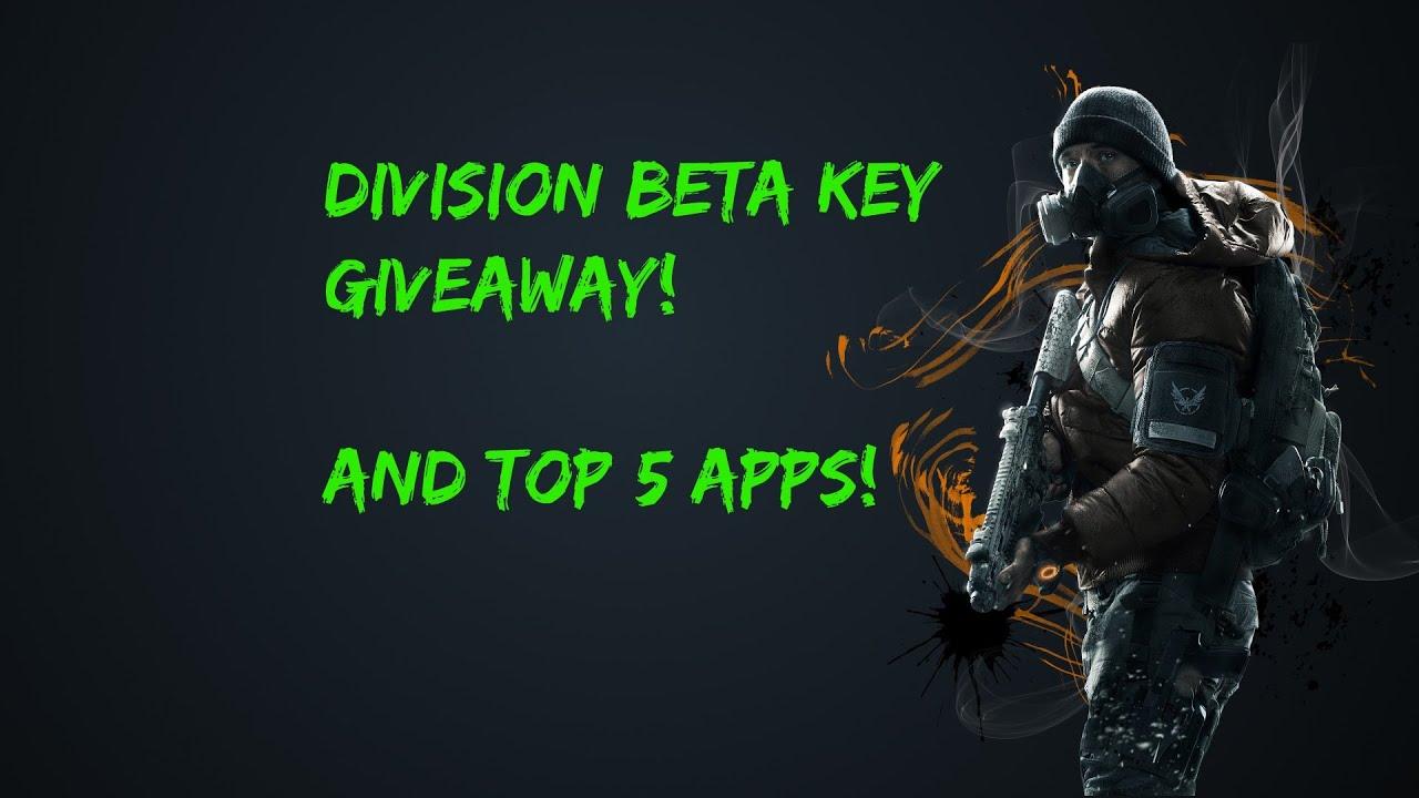 Division Beta Key