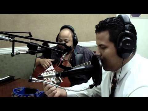 Entrevista Cuerda Vocal en Radio Maranatha Nicaragua