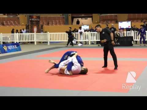Edenilson Lima (Djjc-ctm) vs Richard Jackson (Heroes Martial Arts)