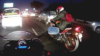 Who Said Girls Can't Ride | India | Daily observations #2 | Bikerboi