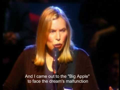 Song for Sharon - Joni Mitchell