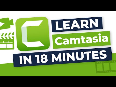 Camtasia 2019: Full Tutorial for Beginners in ONLY 18 Minutes from YouTube · Duration:  18 minutes 17 seconds