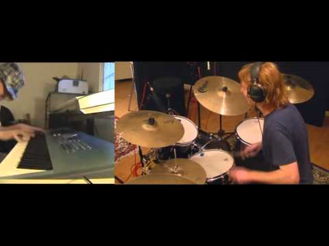 Stay Crunchy - Ronald Jenkees + Live Drums