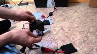 видео Замена ламп ксенона и чистка линз фар Пассат Б6/Passat B6
