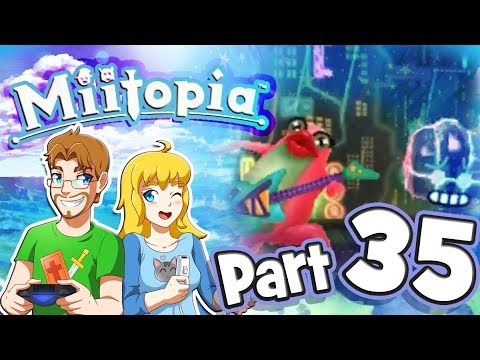 Miitopia Part 35 NEW Lumos 1st District 100% Walkthrough