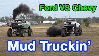 Ripping The Mud Trucks At The Freedom Factory!!!