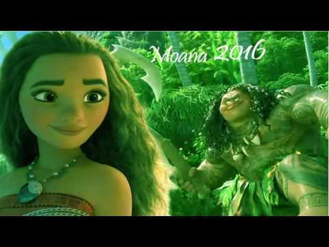 Disney's MOANA Trailer   2016 Ultra HD 4K...