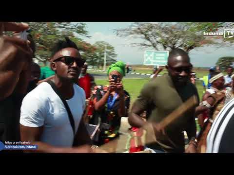 #indundi Tv| Miss Burundi barishikiye  kwakira umurwi Sauti Sol