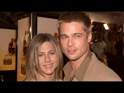 The Real Reason Brad Pitt And Jen Aniston Got Divorced
