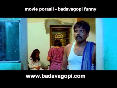 Hilarious Badava Gopi Moment | Movie Porali