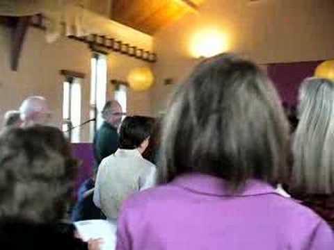 Brenda Peacock End of Classes Ceremony