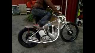 bsa b33 m20 first start up
