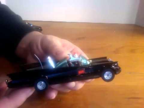 Matte Black Corgi 1966 Batmobile 267