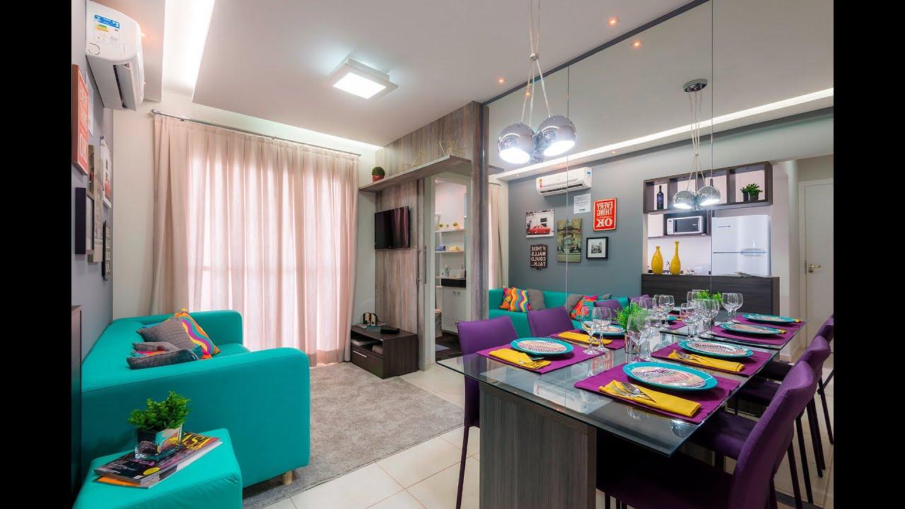 Decorado Mrv Sala Apartamento Na Planta Guarulhos Casa Em Guarulhos