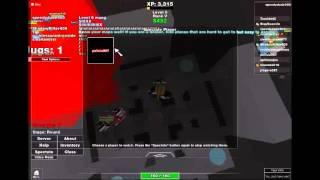 Roblox Juggernaut: Jug+Slenderman=Death