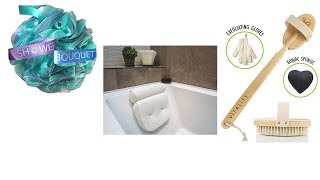 Top 5 Best Bathing Accessories Reviews | Best Bathing Accessories