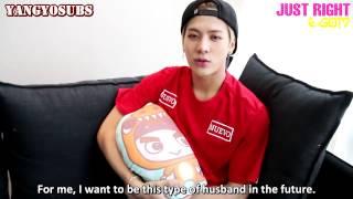 [ENG] 150807 GOT7 Starcast - If GOT7 members become a husband!